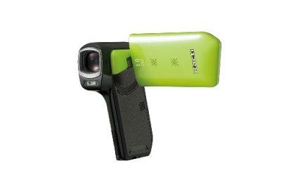 SANYO デジタルムービーカメラ Xacti ザクティ DMX-CG11 グリーン DMX-CG11(G)【中古品】