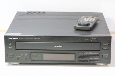 パイオニア CLD-313 レーザーディスクプレーヤー 【中古整備品】