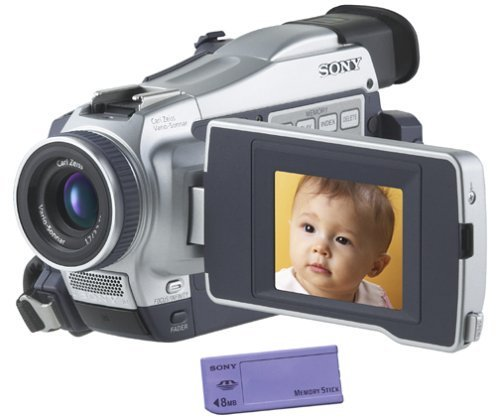 SONY ソニー DCR-TRV18 デジタルビデオカメラ MiniDV 【!中古品!】
