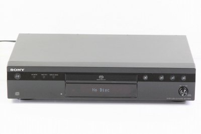 SONY スーパーオーディオCD/CDプレーヤー SCD-XE800【中古品】