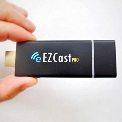 【N】EZCast Pro (イージーキャストプロ)【日本語版】【技適マーク取得済み】【2年保証】【中古品】