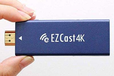 【N】Winner Wave EZCast 4K(イージーキャスト4K) 日本語版 2年保証【中古品】