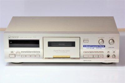 Pioneer シングルカセットデッキ T-D7【中古品】
