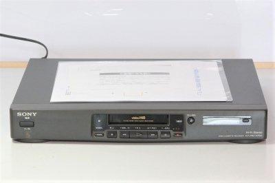 SONY EV-PR2 Hi8ビデオデッキ 【中古整備品】