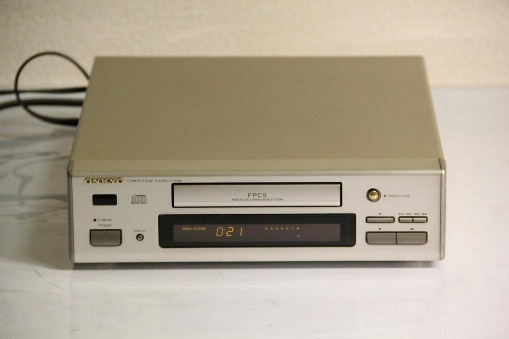 ONKYO INTEC275 CDプレーヤー  C-722M