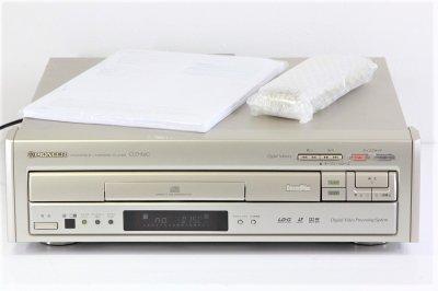 パイオニア CLD-R6G レーザーディスクプレーヤー 【中古整備品】
