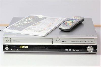 HDD内蔵ビデオ一体型DVDレコーダー DMR-EH75V パナソニック(Panasonic) 【中古整備品】