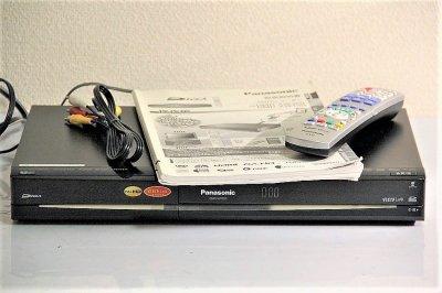 Panasonic DIGA DMR-XW320 DVD-Multi/500GB/W-Dチューナー【中古品】