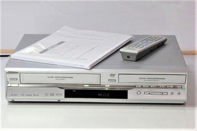 JVCケンウッド ビクター VHS&DVDビデオレコーダー DR-MV5 【中古品】