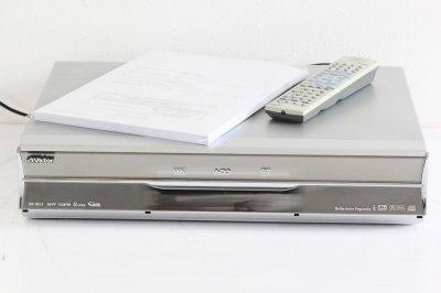 JVCケンウッド ビクター VHS&HDD&DVDビデオレコーダー DR-MX3