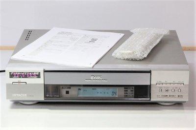 HITACHI DT-DRX100 D-VHS デジタルハイビジョンビデオ 【中古品】