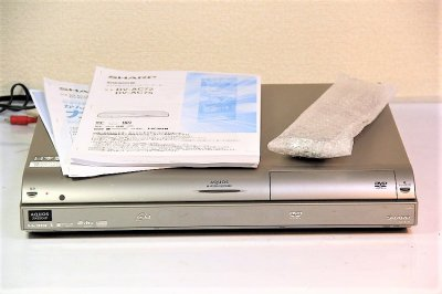 SHARP AQUOS 地上・BS・110度CSデジタルフルハイビジョンレコーダー 500GB DV-AC75