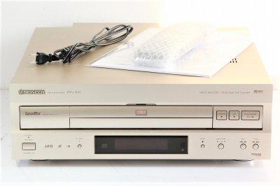 パイオニア DVL-909 DVD/LDコンパチブルプレーヤー 【中古整備品】