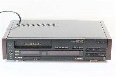 SONY EDV-5000 ED Beta ベータビデオデッキ 【中古整備品】