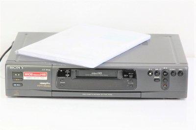 SONY EV-FH10 HI8 ビデオデッキ 【中古整備品】