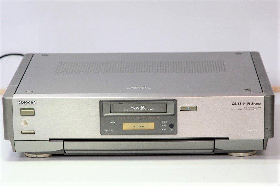 SONY EV-NS7000 Hi8 ビデオデッキ【中古整備品】