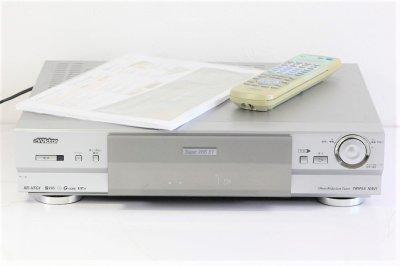 VICTOR  HR-VFG1 S-VHS デッキ 【中古品】