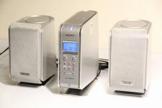 SONY Net MDデスクトップオーディオシステム LAM-Z05