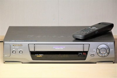 VHSビデオデッキ パナソニック NV-H200G 【!中古整備品!】