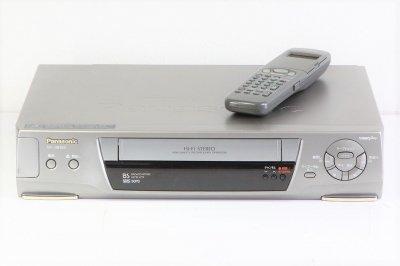 Panasonic NV-HB100 VHS 【中古品】