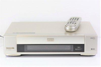 Panasonic NV-SB800W S-VHSビデオデッキ 【中古品】