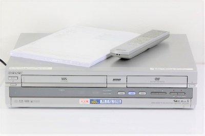 SONY スゴ録 RDR-VH85 DVD-RW/HDD(160GB)/VHS 【中古整備品】