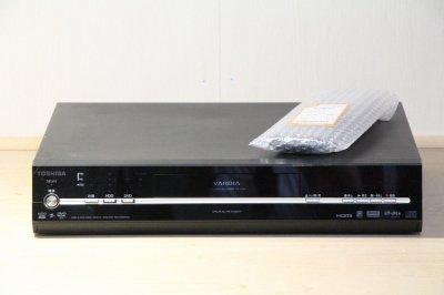 TOSHIBA VARDIA 地上・BS・110度CSデジタルチューナー搭載ハイビジョンレコーダー HDD300GB RD-S300 【中古品】