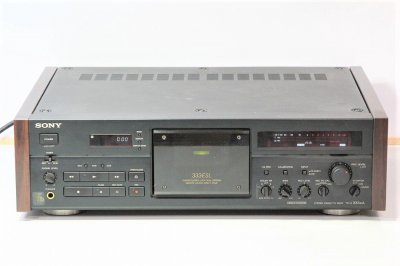 SONY ソニー TC-K333ESL 3ヘッド カセットデッキ 1990年製 【中古整備品】