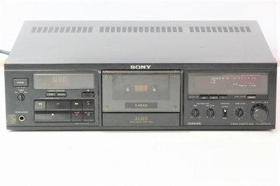 SONY ソニー TC-K333ESX カセットデッキ
