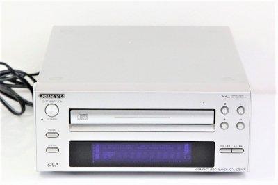 ONKYO C-705FX INTEC205 CDプレーヤー 【中古品】