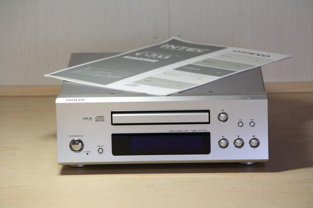 ONKYO C-733INTEC275 CDプレーヤー