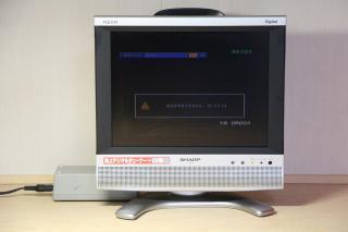 SHARP AQUOS 地上・BS・110度CSデジタル ハイビジョン液晶テレビ 13V型 LC-13SX7