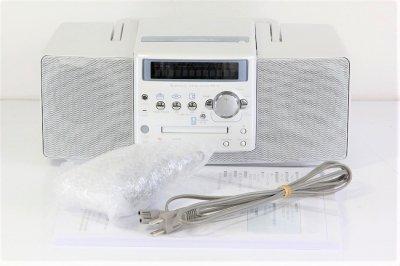 ケンウッド CD・MD・ラジオパーソナルステレオシステム  MDX-L1 【中古整備品】