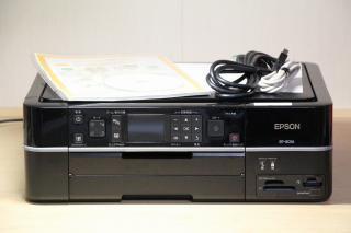 EPSON 自動ノズルチェック機構搭載  EP-801A