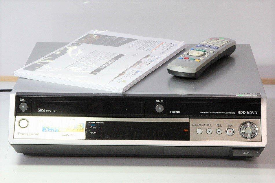 Panasonic DIGA 地上・BS・110度CSデジタルチューナー搭載ハイビジョンレコーダー 250GB DMR-EX200V