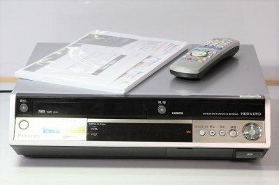 Panasonic DIGA 地上・BS・110度CSデジタルチューナー搭載ハイビジョンレコーダー 250GB DMR-EX200V 【中古品】