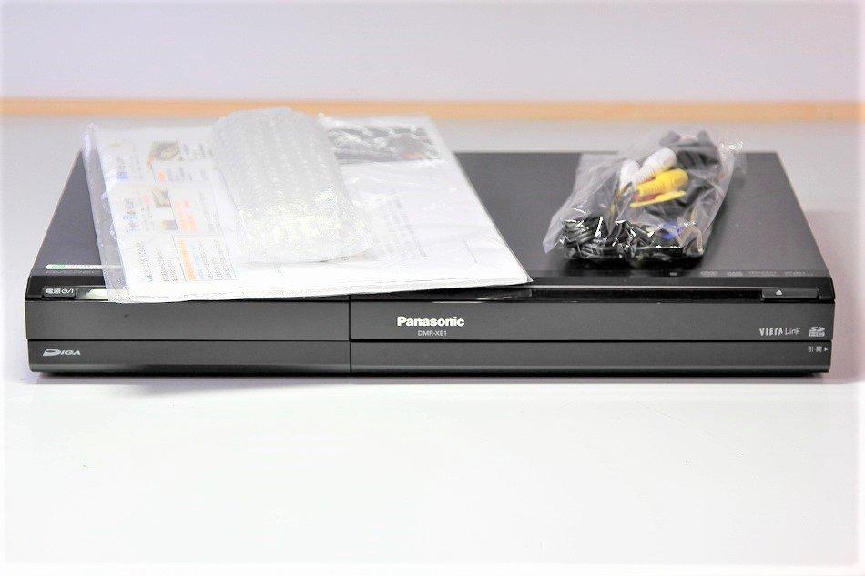 Panasonic DIGA DVDレコーダー 地デジ専用ハイビジョン160GB DMR-XE1 【中古品】