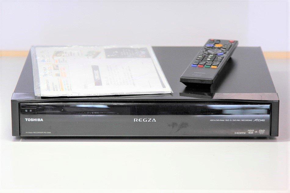TOSHIBA REGZA 地上・BS・110度CSデジタルチューナー搭載ハイビジョンレコーダー HDD320GB RD-Z300【中古…