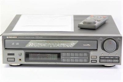 Pioneer CLD-200 CD/LDコンパチブルプレーヤー レーザーディスク