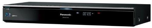 Panasonic 500GB 3チューナー ブルーレイレコーダー ブラック DIGA DMR-BZT720