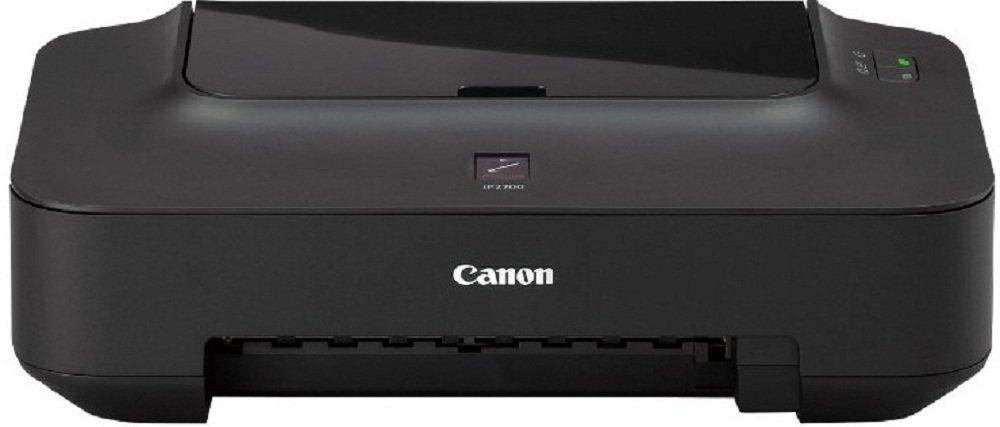 Canon インクジェットプリンタ PIXUS IP2700 文字がキレイ 顔料ブラック+3色染料の4色インク エントリーモデル