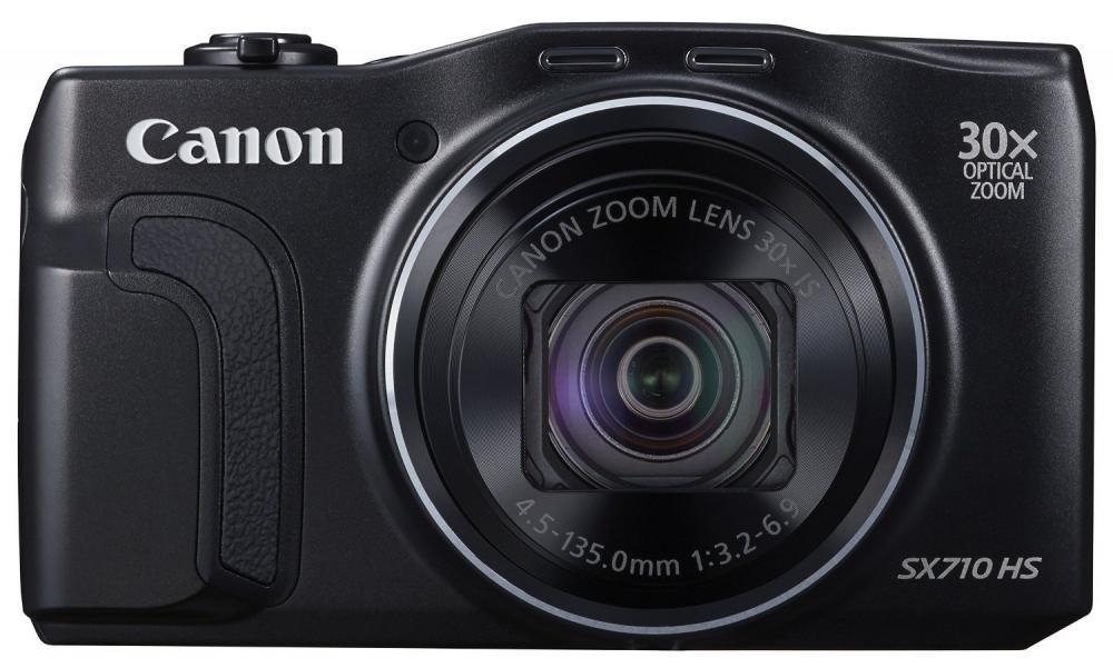 Canon デジタルカメラ PowerShot SX710 HS ブラック 【中古品】