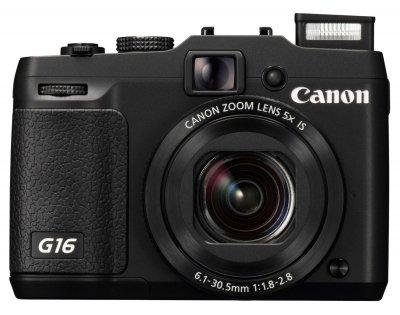 Canon デジタルカメラ PowerShot G16 広角28mm 光学5倍ズーム