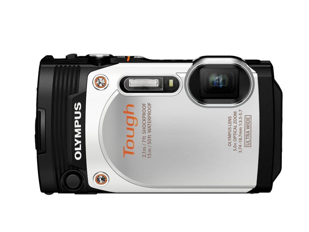 OLYMPUS デジタルカメラ STYLUS TG-860