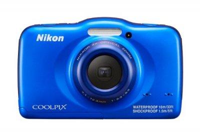 Nikon �ǥ����륫��� S32 �ɿ� 1300����� �֥롼 S32BL