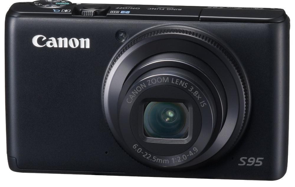 Canon デジタルカメラ Powershot S95 PSS95