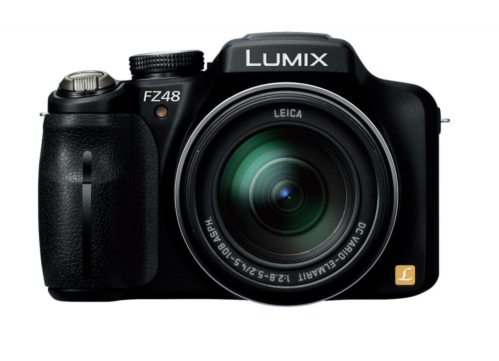 Panasonic デジタルカメラ ルミックス FZ48 ブラック DMC-FZ48-K