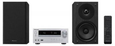 Pioneer CDミニコンポーネントシステム iPod/iPhone対応 X-HM50【中古品】