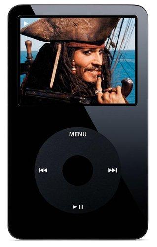 Apple iPod 30GB ブラック MA446J/A【!中古品!】
