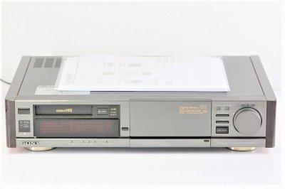SONY EV-BS3000 Hi8 ビデオデッキ TBC搭載 【中古整備品】